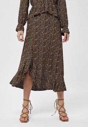 EFIA  - A-line skirt - black pr