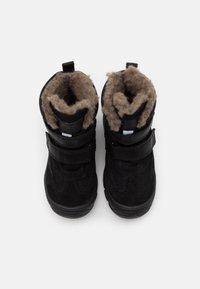 Froddo - LINZ TEX MEDIUM FIT UNISEX - Zimní obuv - black - 3