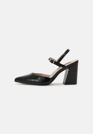 DRAW COURT - Klasiski papēži - black