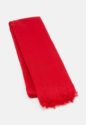 BASICS  - Scarf - red