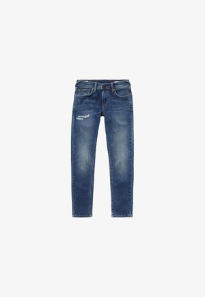 FINLY DLX - Relaxed fit jeans - denim