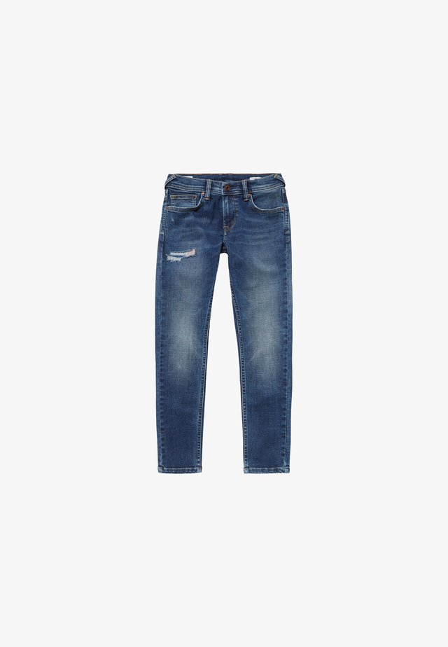 FINLY DLX - Jeans relaxed fit - denim