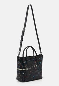 Desigual - BOLS SKY SPLATTING HOLBOX SET - Handbag - black - 1