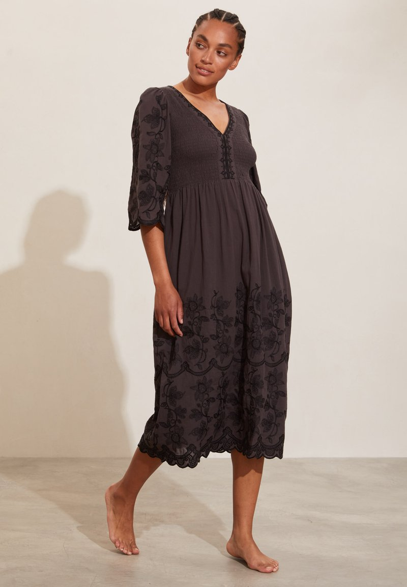 Odd Molly - Day dress - asphalt