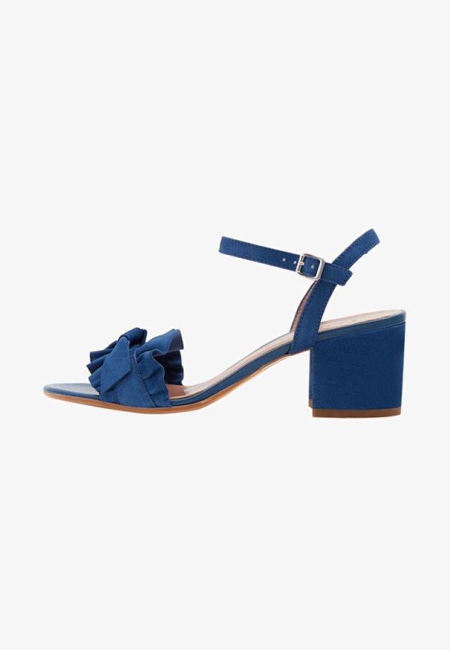 VALENTINA - Sandalen - blue
