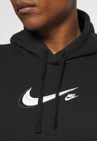 Nike Sportswear - COURT HOODIE - Mikina - black - 4