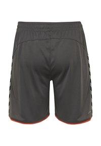 Hummel - Sports shorts - dark grey - 1