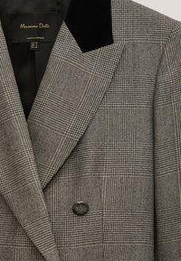 Massimo Dutti - Short coat - light grey - 5