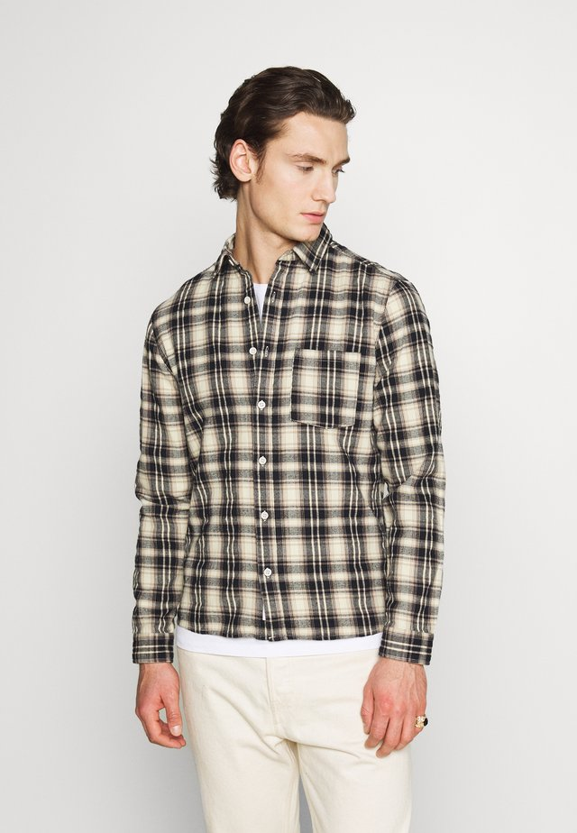 CHECKED  - Skjorte - navy