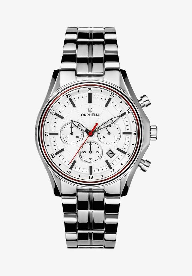 OBLIVION - Cronografo - silver-coloured