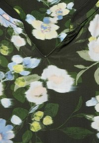 Cecil - BLUMEN PRINT - Day dress - grün - 3