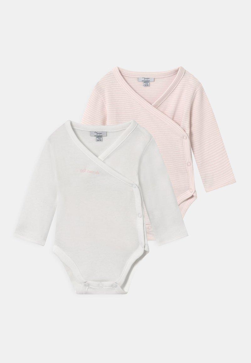OVS - LONG SLEEVES 2 PACK - Body - heavenly pink