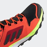 adidas Performance - TERREX AGRAVIC TRAIL RUNNING SHOES - Løbesko trail - black - 8