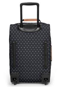 Eastpak - TRANVERZ S AMINIMAL - Wheeled suitcase - check bleach - 2