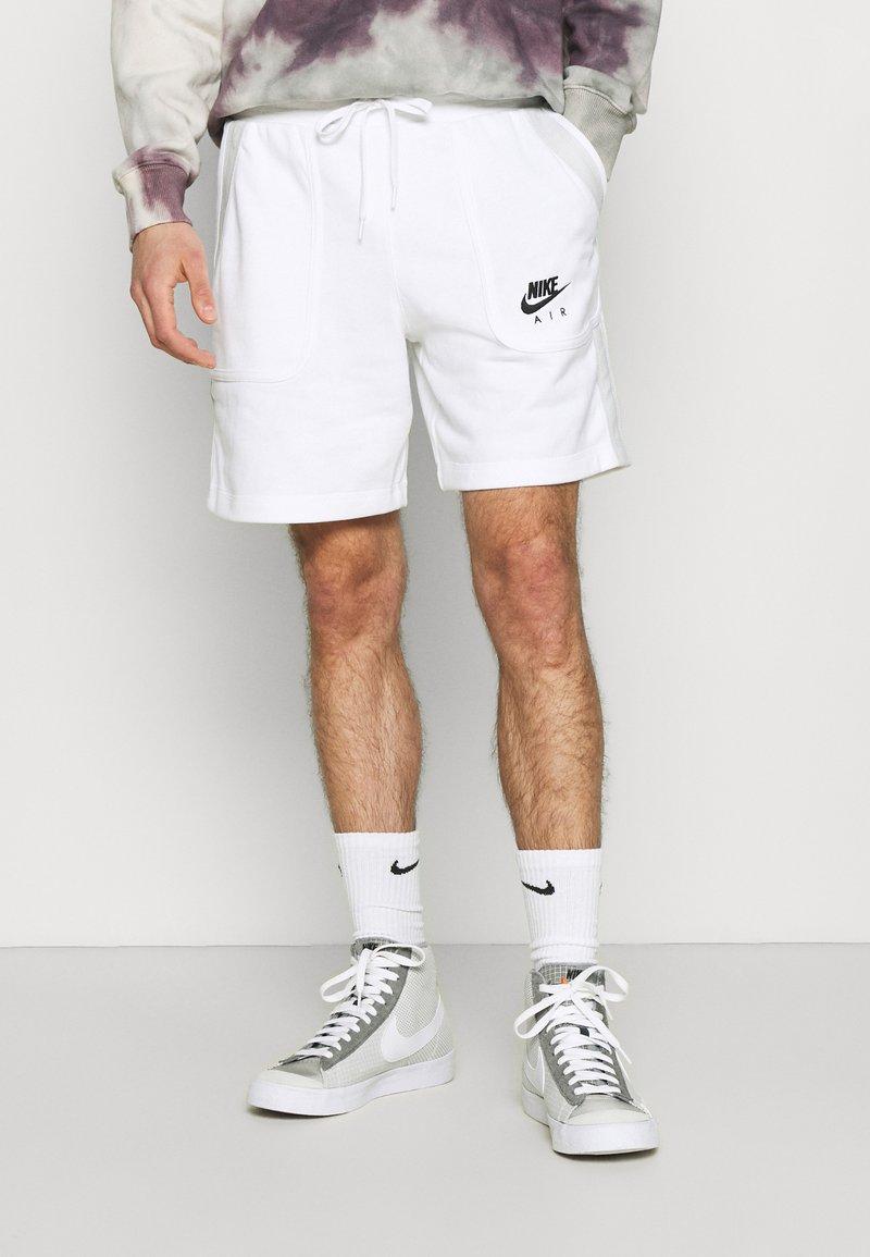 Nike Sportswear - AIR - Träningsbyxor - white/photon dust/black