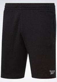 Reebok Classic - CLASSICS VECTOR SHORTS - Shorts - black - 7