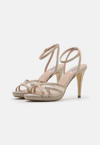Dune London - MARLAH DI - High heeled sandals - champagne - 2