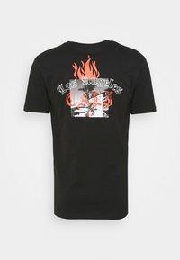274 - CALI TEE - Print T-shirt - black - 6