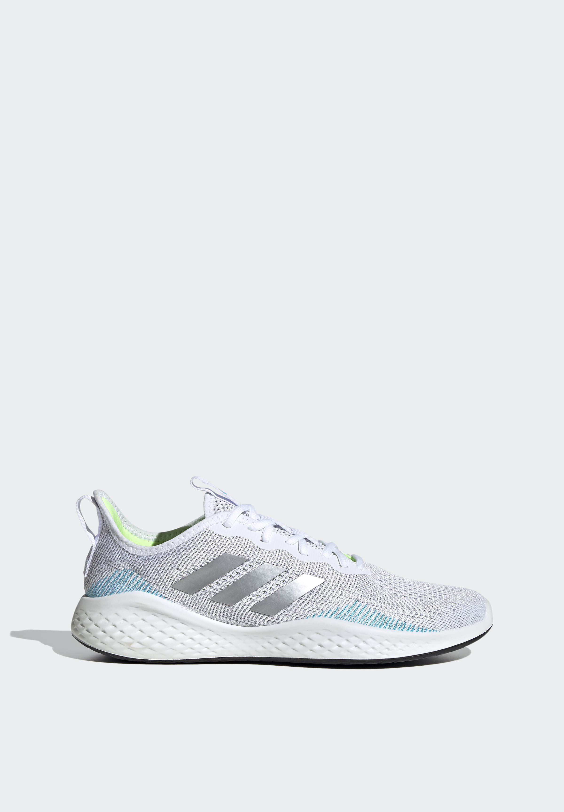 adidas Performance FLUIDFLOW SHOES - Laufschuh Neutral - white/weiß - Herrenschuhe btXei