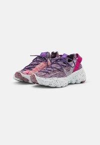 Nike Sportswear - SPACE HIPPIE - Trainers - cactus flower/photon dust/gravity purple - 2