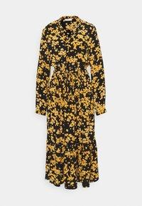 Moss Copenhagen - ESTRID MOROCCO DRESS  - Day dress - black - 0
