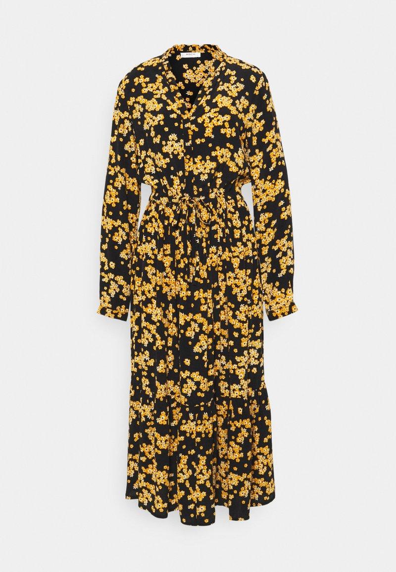 Moss Copenhagen - ESTRID MOROCCO DRESS  - Day dress - black