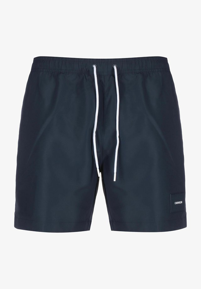 MEDIUM DRAWSTRING - Surfshorts - black iris