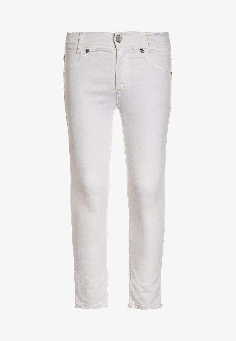 Blue Effect - Skinny džíny - white