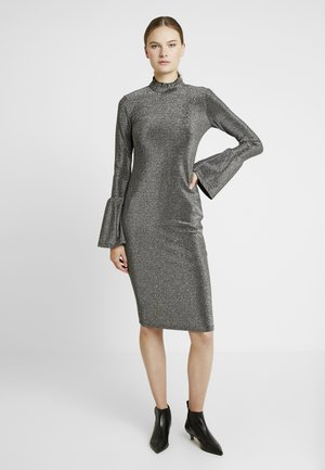 YASJENNIFER DRESS SHOW - Sukienka etui - black