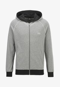 BOSS - veste en sweat zippée - grey - 4