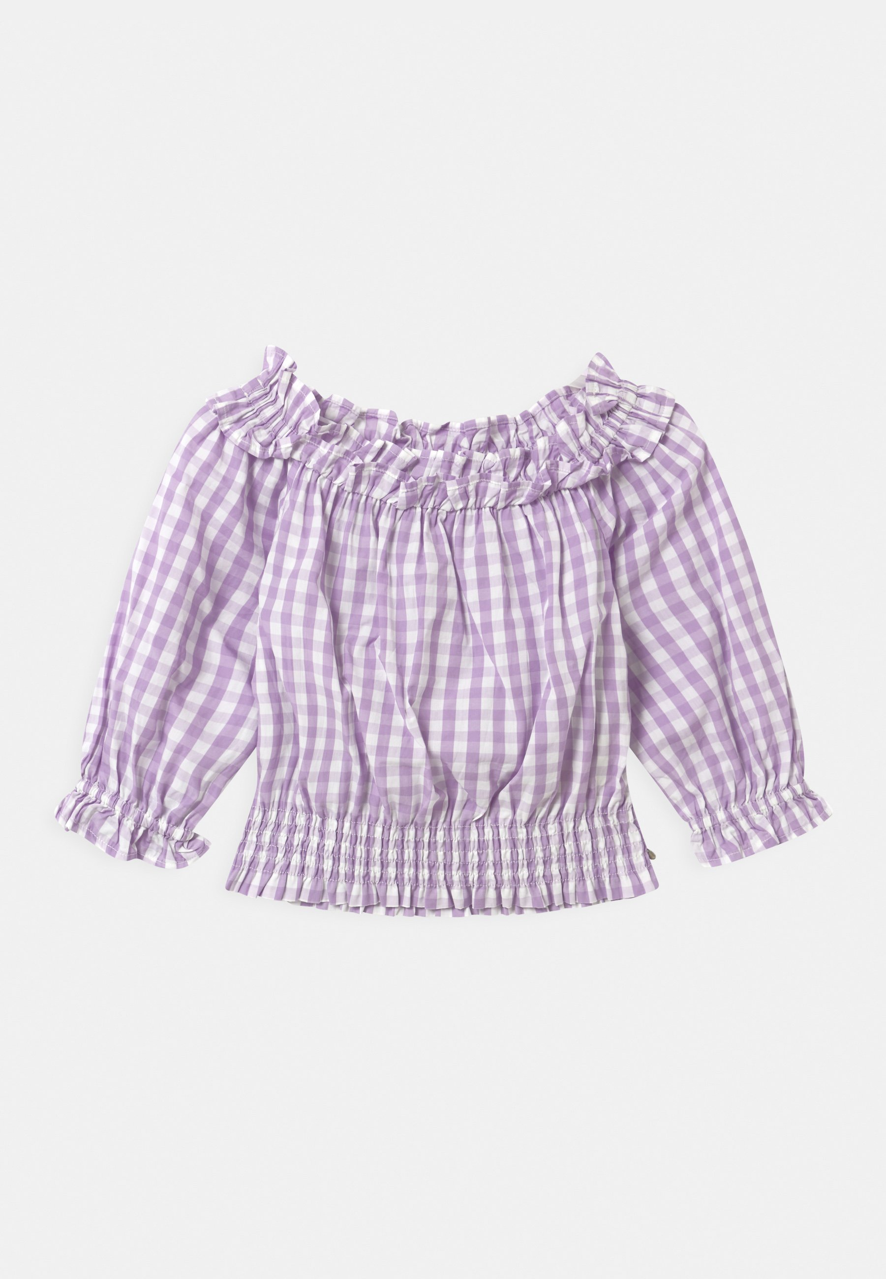 Kids OFF-SHOULDER WITH RUFFLES - Blouse