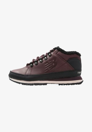 HL754 - High-top trainers - burgundy