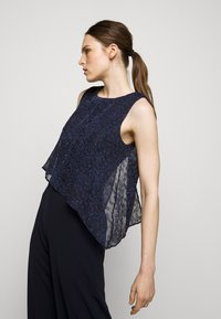 DKNY - OVERLAY - Overall / Jumpsuit /Buksedragter - spring navy - 4