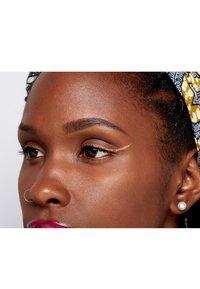 Nyx Professional Makeup - GLITTER GOALS LIQUID EYELINER - Eyeliner - 05 chamomile - 2