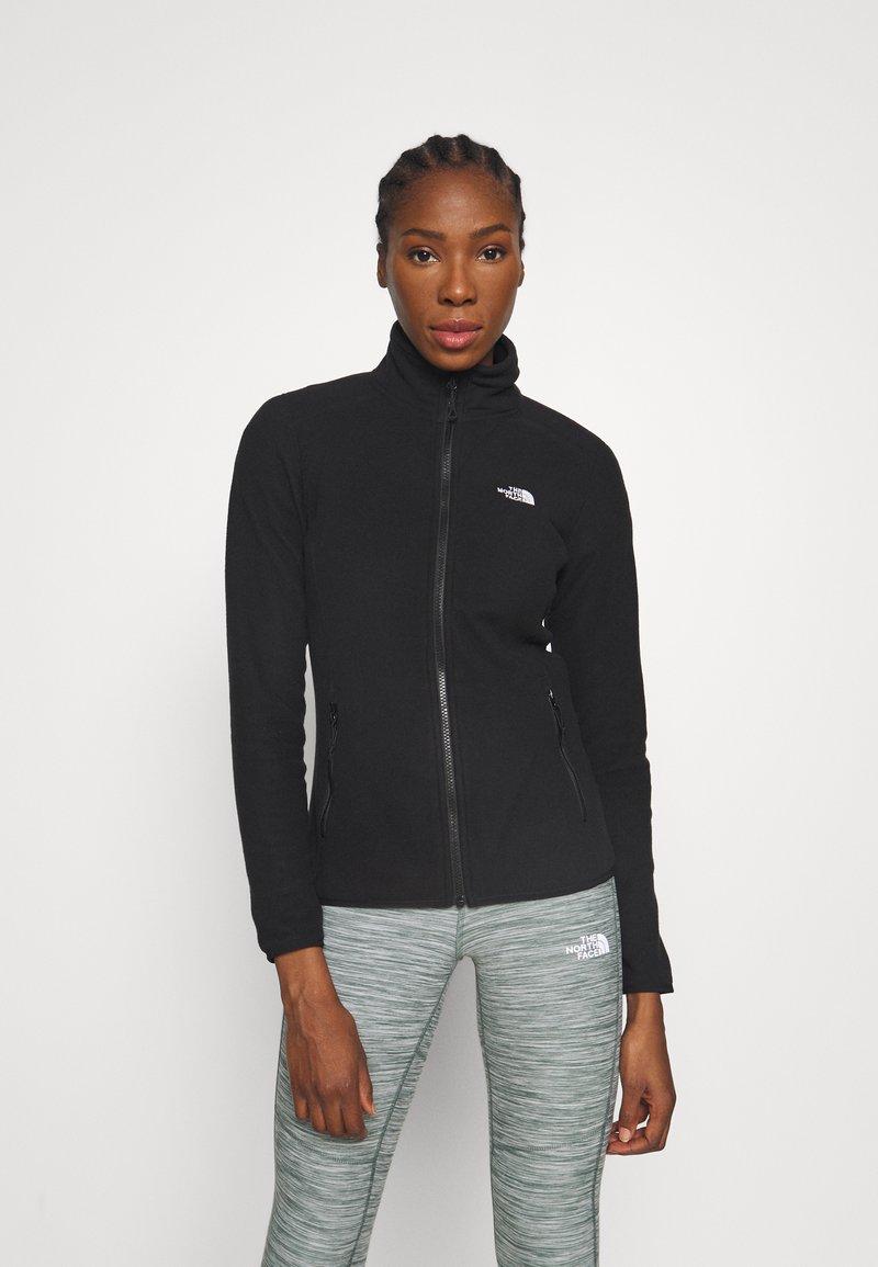 The North Face - GLACIER  - Fleece jacket - black