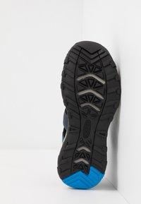 Keen - NEWPORT NEO H2 - Vaellussandaalit - blue nights/brilliant blue - 5