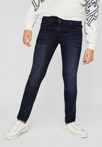 s.Oliver - Slim fit jeans - dark blue - 0
