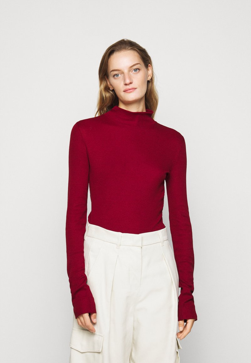HUGO - NERELLI - Jumper - open red