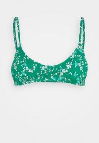 Cotton On Body - CROP HIGHWAISTED CHEEKY SET - Bikini - emarald - 1