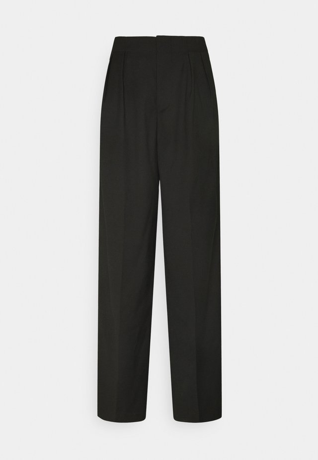 AISLYN - Trousers - black
