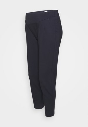 MLLIZA PANTS  - Trousers - navy blazer