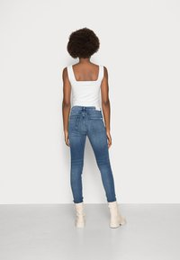 Marc O'Polo DENIM - KAJ - Jeans Skinny Fit - multi/faded mid blue - 2