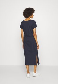 Esprit - KAFTAN DRESS - Day dress - navy - 2