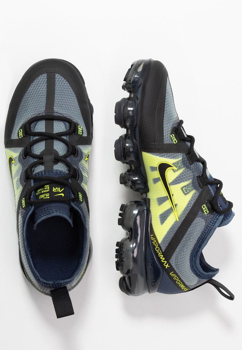 Nike Sportswear - AIR VAPORMAX 2019 - Tenisky - midnight navy/black/lemon/anthracite