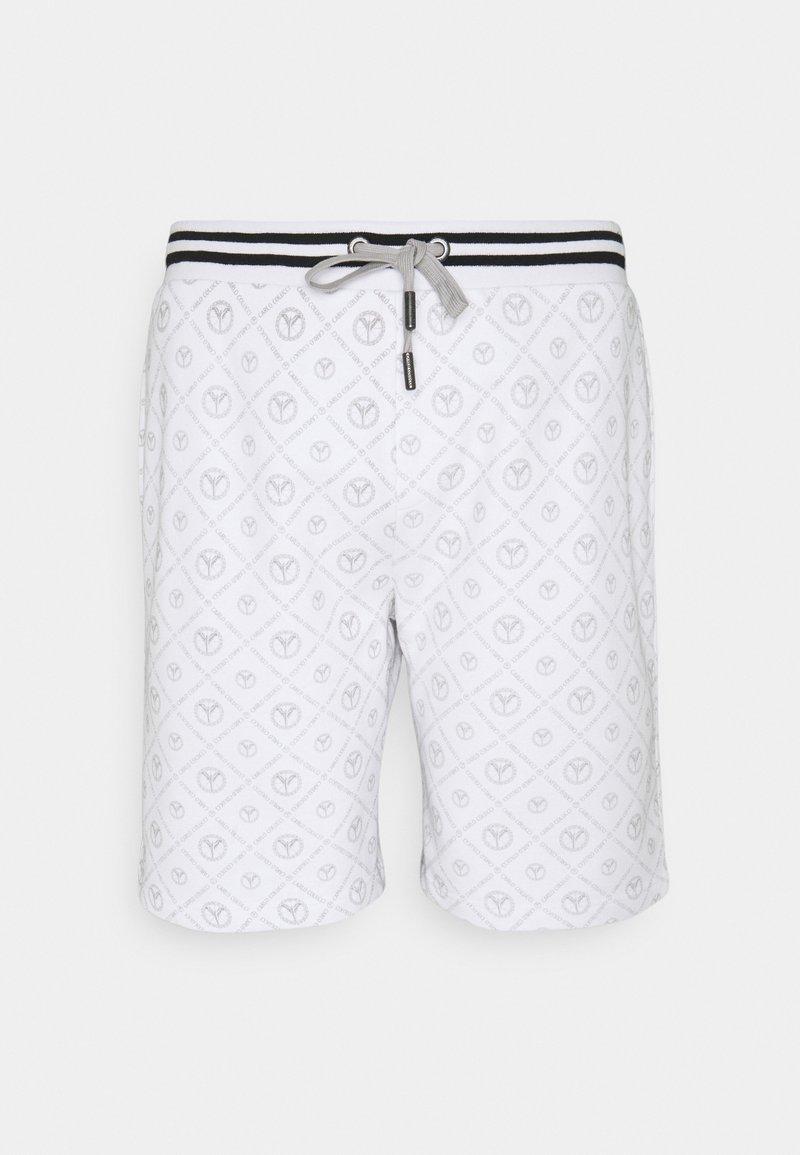 Carlo Colucci - BIG - Shorts - white