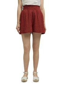 edc by Esprit - FASHION - Shorts - terracotta - 6