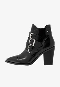 co wren - High heeled ankle boots - black - 1