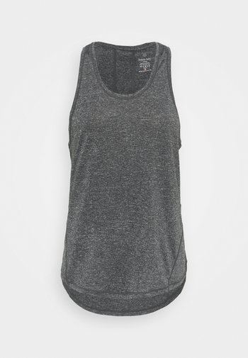 ENERGISE WORKOUT - Sportshirt - black marl