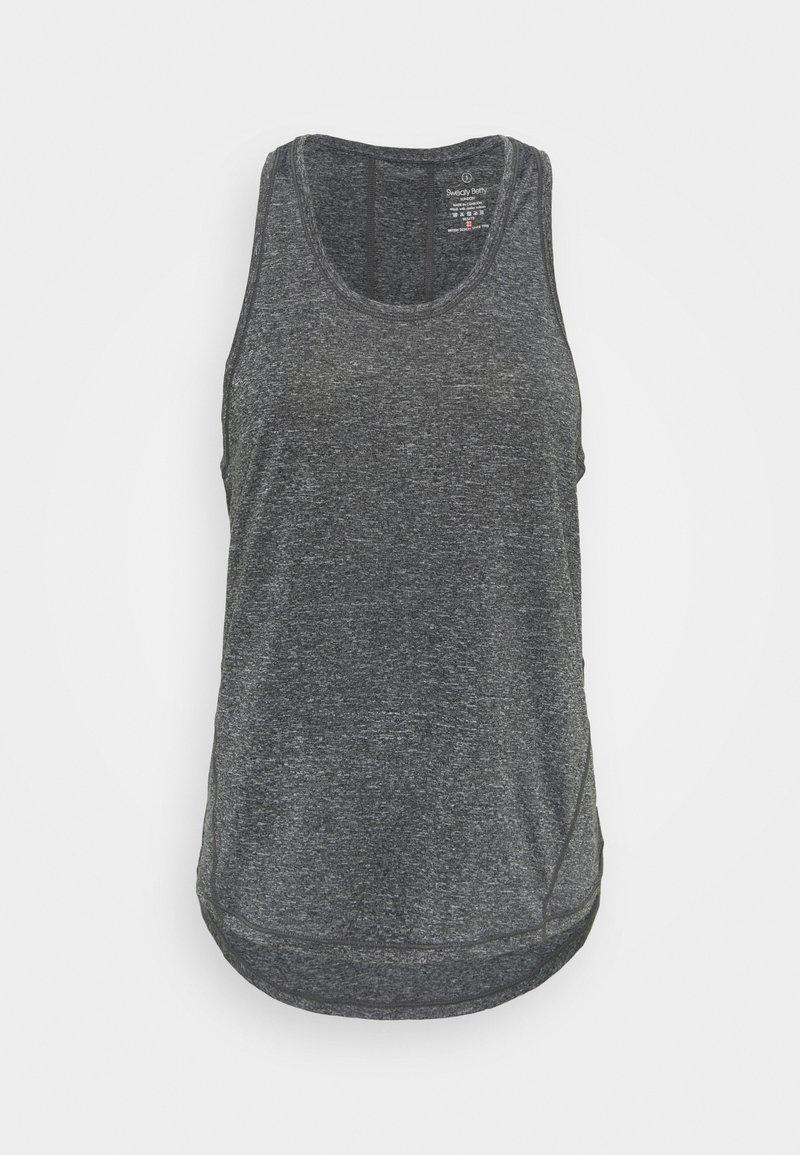 Sweaty Betty - ENERGISE WORKOUT - Sportshirt - black marl