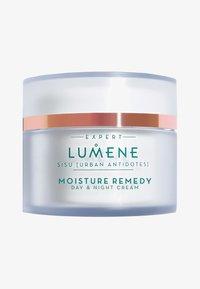 Lumene - NORDIC DETOX [SISU] MOISTURE REMEDY DAY & NIGHT CREAM 50ML - Gesichtscreme - - - 0